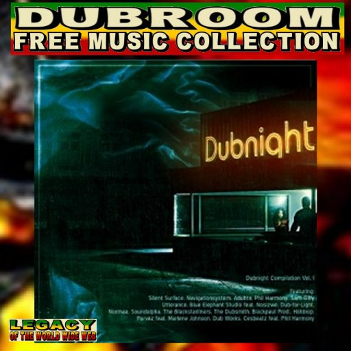VARIOUS ARTISTS - DUBNIGHT COMPILATION VOLUME 1