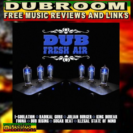 VARIOUS ARTISTS - DUB FRESH AIR VOLUME 1